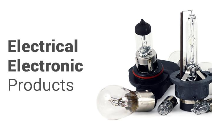 Electrical-Electronic Products